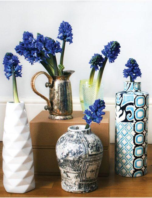vases portrait